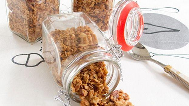 Granola (3) | Food | Pinterest