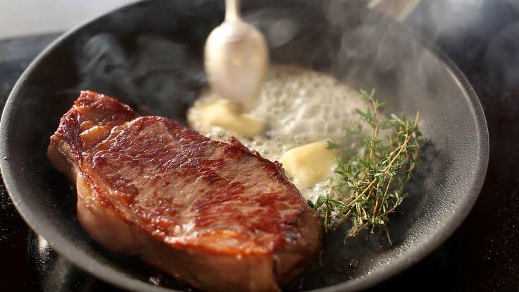 Sous Vide Steak | beef | Pinterest