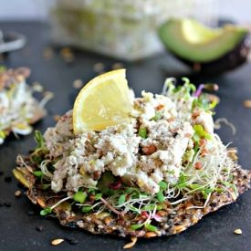 ... Veggie Thins and Vegan Pate:Awesome blog with lots of vegan recipes