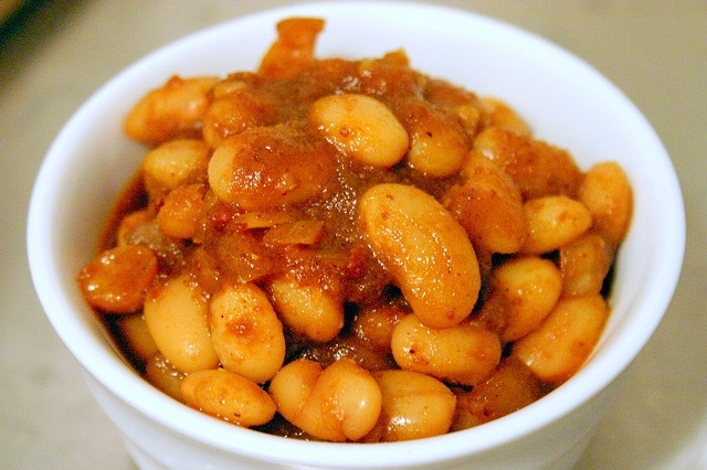 hot and smoky baked beans | Futter: Smitten Kitchen Recipes | Pintere ...
