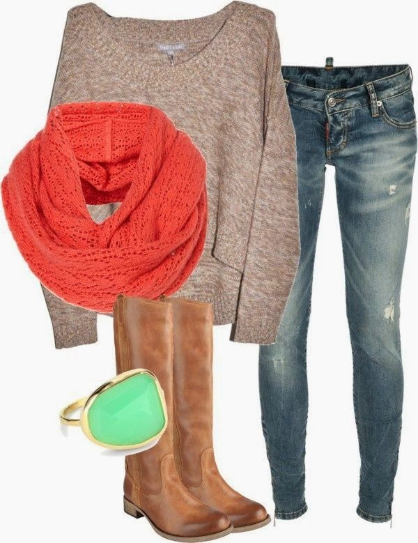 Comfy and cozy outfit