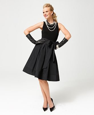 Macy Ralph Lauren Evening Dress