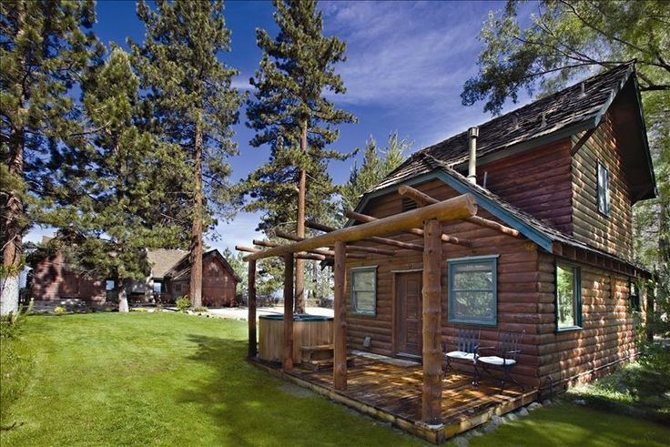 Pin by homeaway on cozy cabins pinterest Rent a cabin in lake tahoe ca