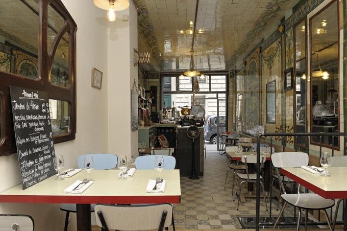 Jancou le craquant for Restaurant madame nancy