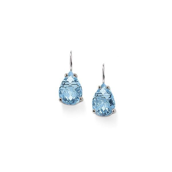Blue drop earrings  Thomas Sabo design