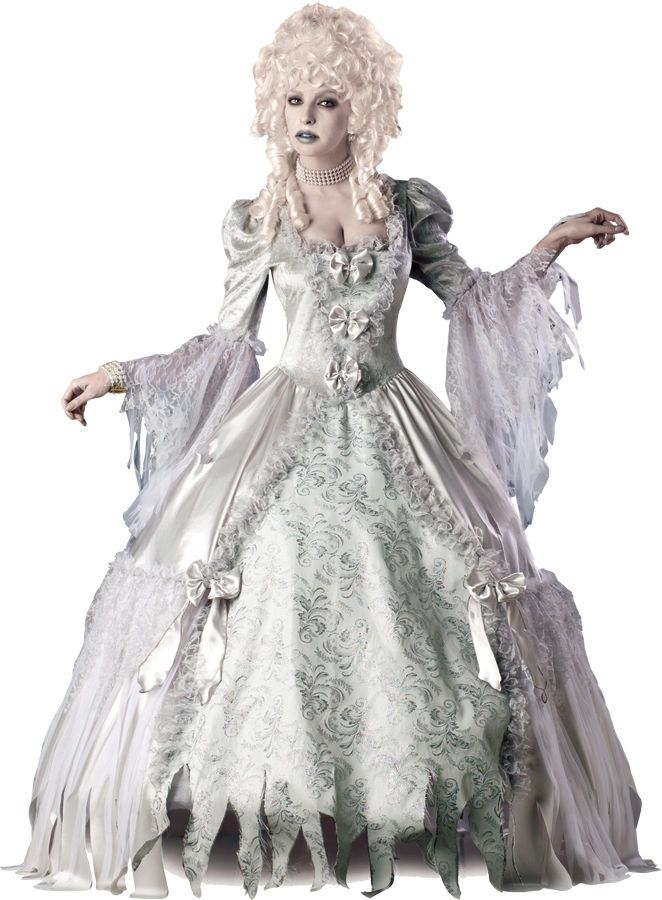 Zombie Wedding Dress For  : Countess zombie womens costume victorian wedding gown bride