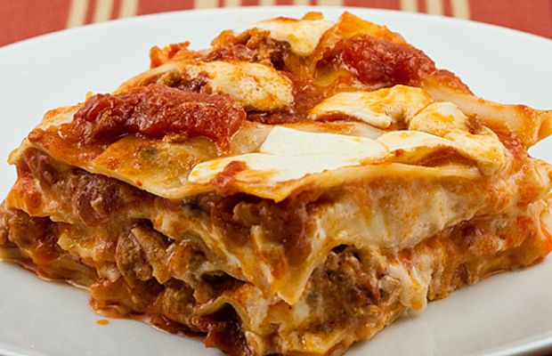 Easy Crockpot Lasagna | food and cooking | Pinterest