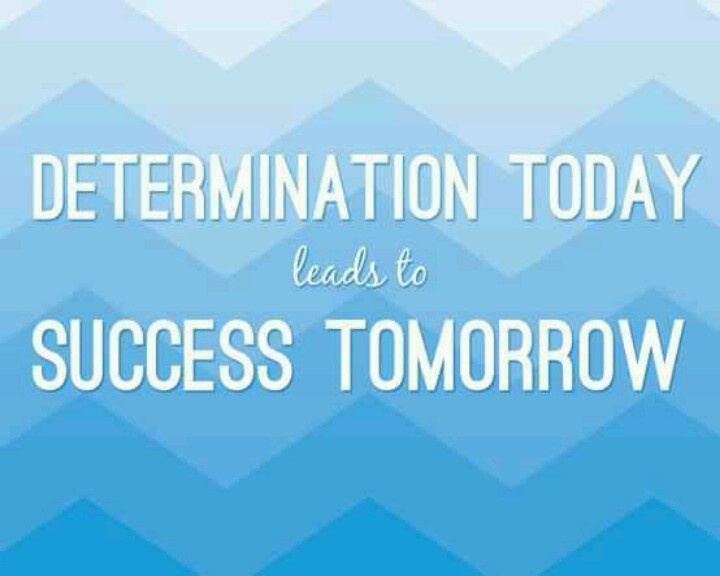 Determination To Succeed Quotes. QuotesGram
