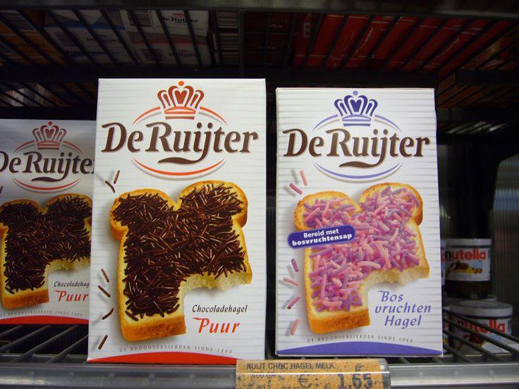 Hagelslag | Dutch Food | Pinterest
