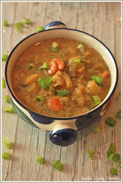 Spicy Pepper Coconut Yellow Thai Curry | Hearty Soups, Stews, Chili a ...