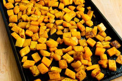 Roasted Butternut Squash With Moroccan Spices Recipes — Dishmaps