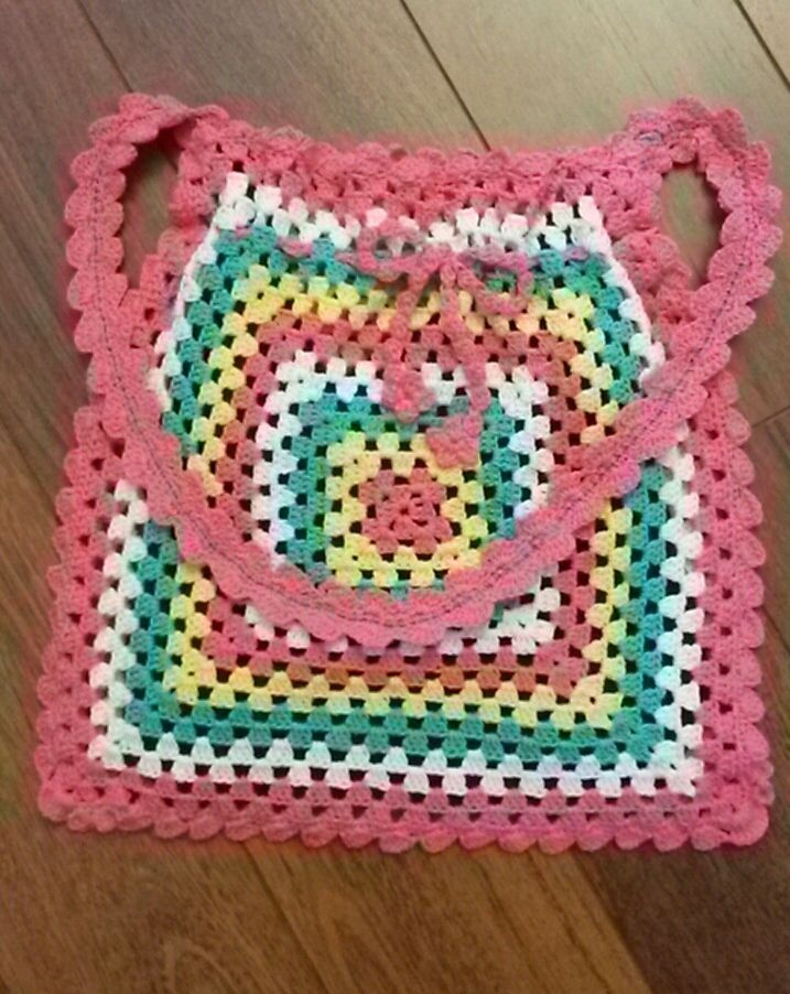 Crochet Bags Pinterest : Crochet Bag Crochet - ??????? Pinterest