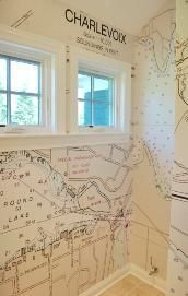 nautical chart wallpaper savannah pinterest