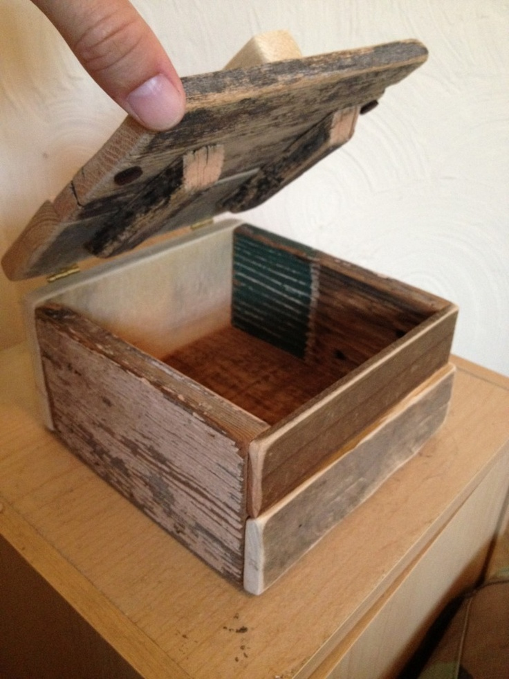 Hand Crafted Reclaimed Wood Rustic Hand Crafted
