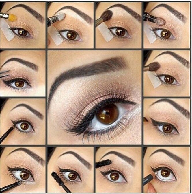 Игра макияж своими руками фото