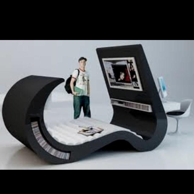 Coolest Bed Ever Cool Bedroom Ideas Pinterest