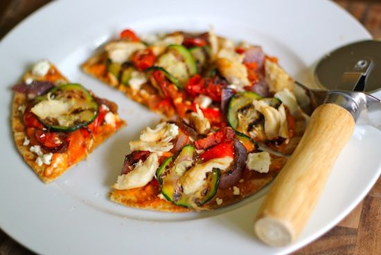 Greek Pita Pizza Servings: 1 pizza Calories: 250 calories for entire ...