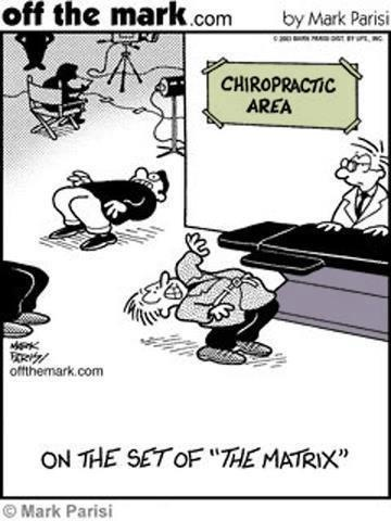 7 Things Your Chiropractor Knows About You The Minute You Walk Into The Room