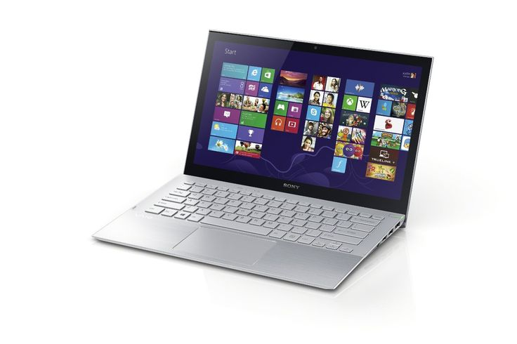 Sony VAIO Pro 13.3-Inch Core i5 Touchscreen Ultrabook
