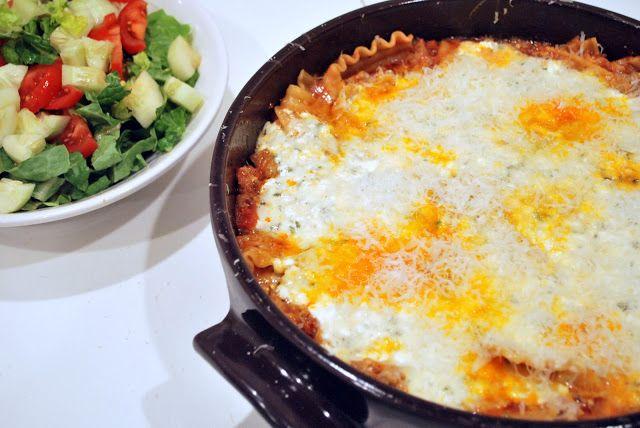 easy stovetop lasagna | Meals and deals | Pinterest