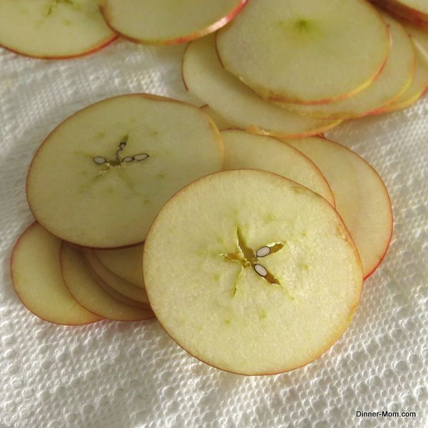 Baked Apple Chips | Recipe