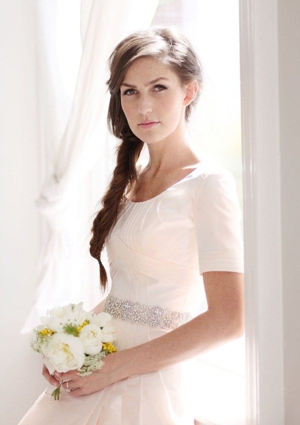 Used Modest Wedding Dresses For  : Discover and save creative ideas