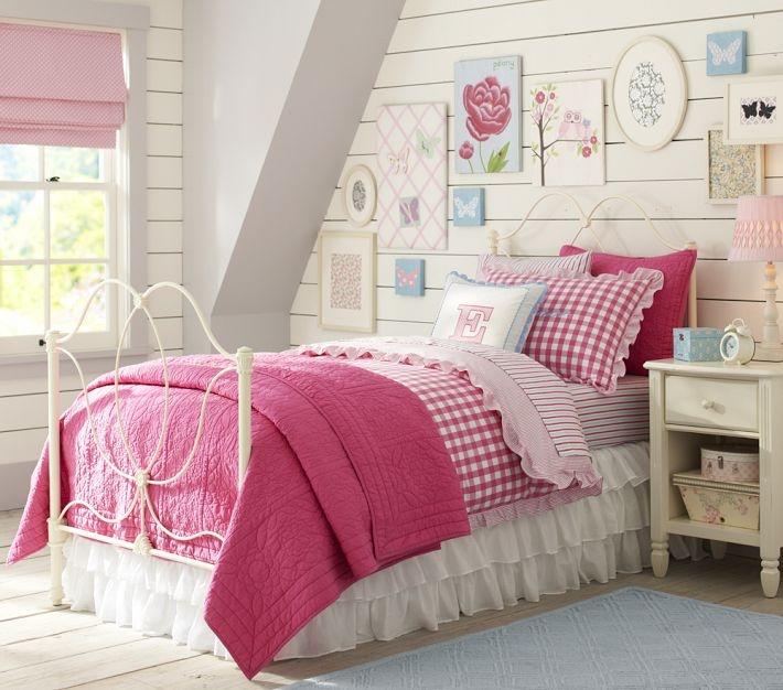 girly bedroom Quartos