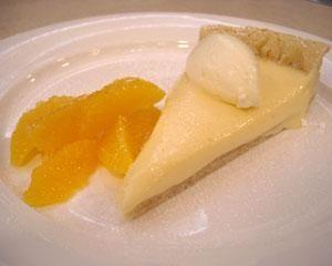 Caramelised Orange Tart | Recipe