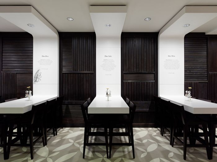 Cool restaurant design children of the night nightclubs