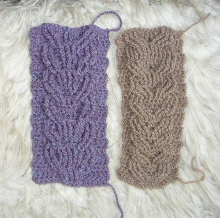 Crochet Cable Stitch : DIFFERENT CROCHET CABLE STITCHES - CROCHET PATTERNS