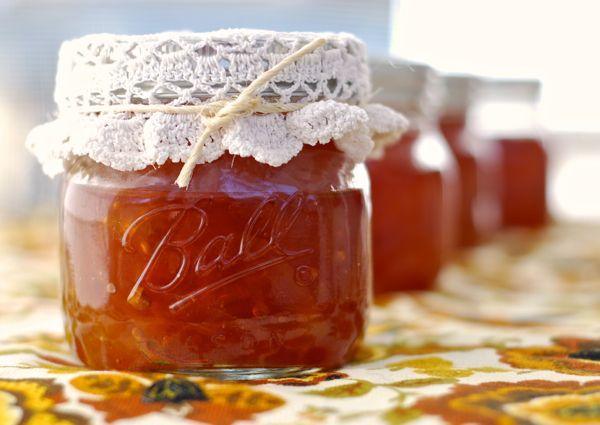 Meyer Lemon Vanilla Jam | Canning | Pinterest