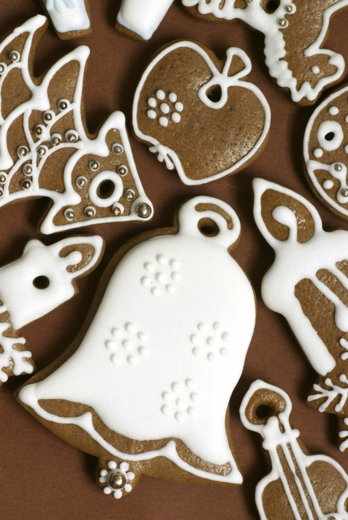 Cookies with Royal Icing | Gingerbread houses | Pinterest