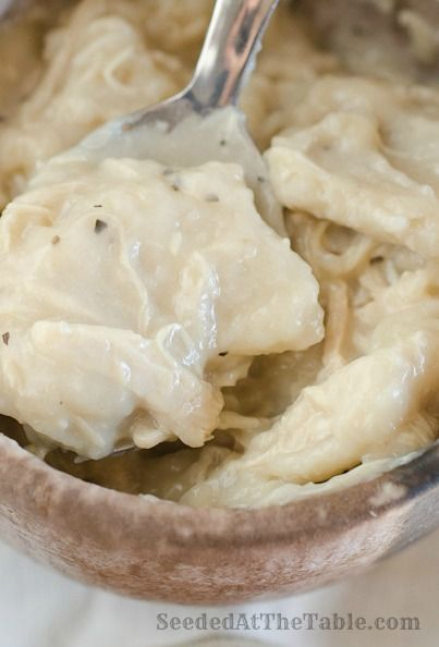 Southern Chicken and Dumplings | Recipe