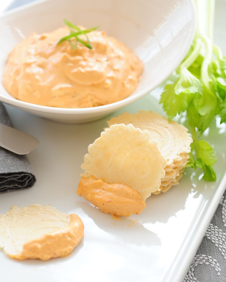 buffalo blue cheese dip. | Game Day Treats | Pinterest