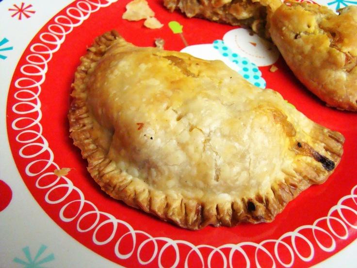 Krista's Kitchen: Chicken Artichoke Turnovers