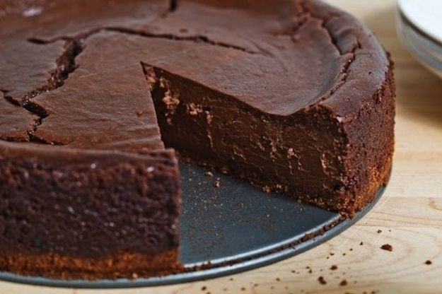 Guinness Chocolate Cheesecake | 34 Ways To Eat Guinness On St ...