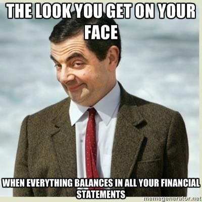 Bookkeeping funny college subjects