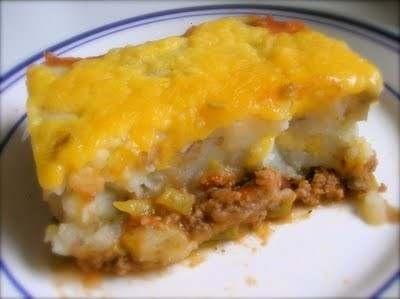 Easy Shepherds Pie   Food   Pinterest