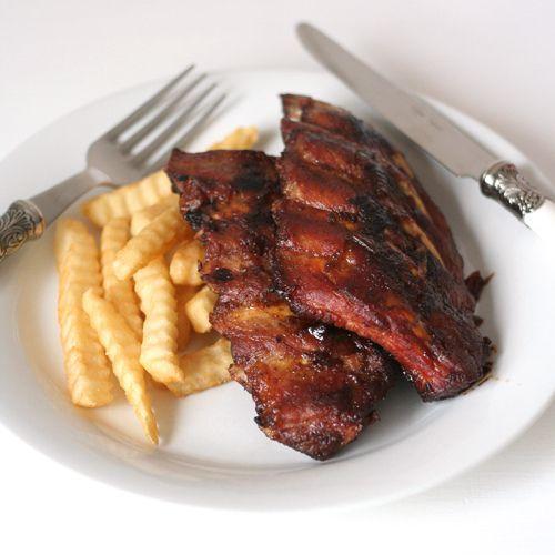 BBQ Pork Ribs | Food & Drink | Pinterest