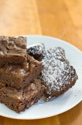 ... Free Brownies. | Valentine's Day Gluten & Allergen-Free | Pinterest