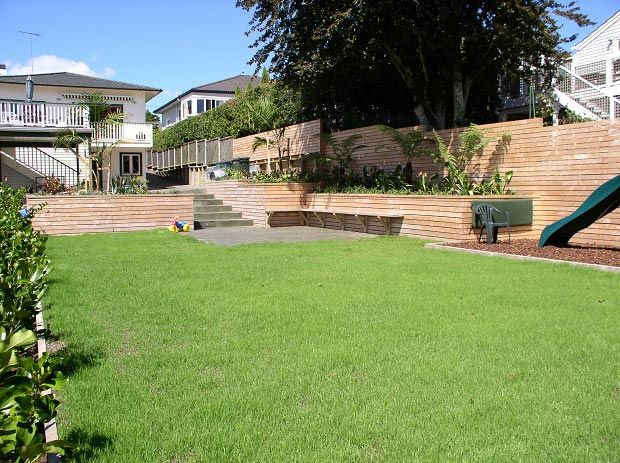 Backyard landscaping photos Auckland, Landscape ideas Ponsonby