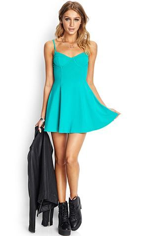 Soft Knit Bustier Dress $13.80