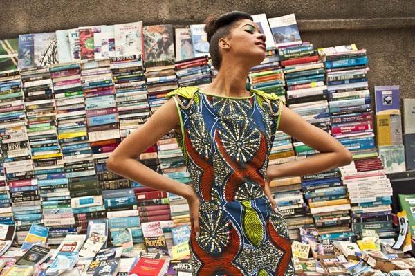 Saffron by Pooja Jeshang | Jambo Afrika SS 2012