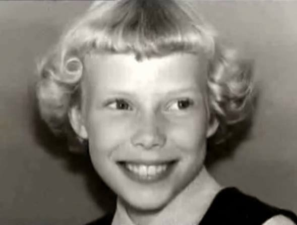 Joni mitchell as a child forever young pinterest