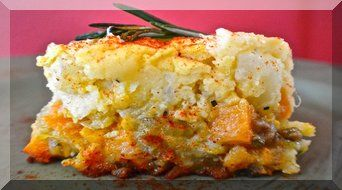 Nothing says St.Paddy's day like Shepherd's Pie, Vegan Style!