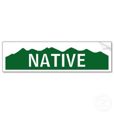 Colorado Native :)