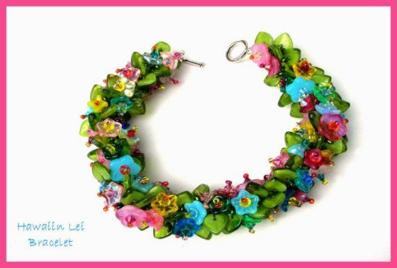 Hawaiin Lei Bracelet Kit