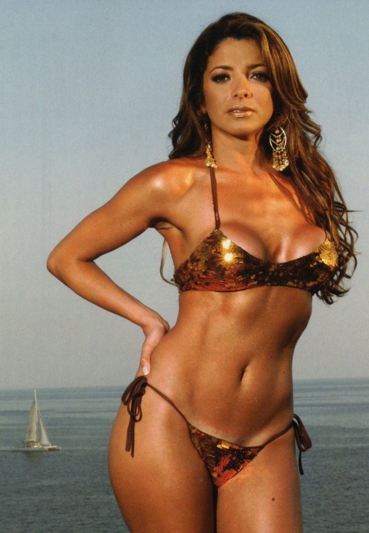 Pilar Montenegro Hot