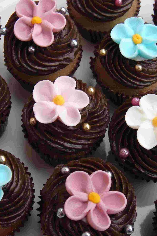 Beautiful Cupcake Images : Beautiful cupcakes ? Chocolate ? Pinterest