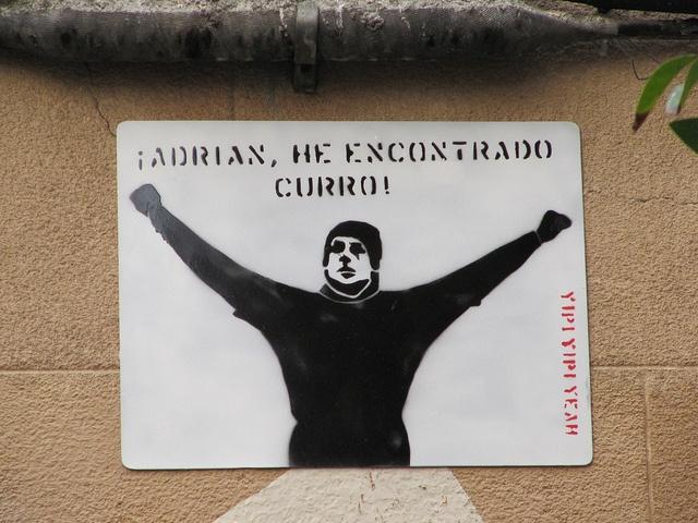 En el país de los parados, el precario es el rey. Madrid